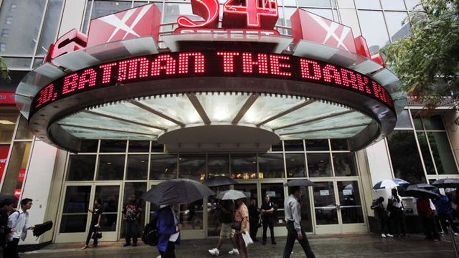 NYPD increases security at theaters after shooting