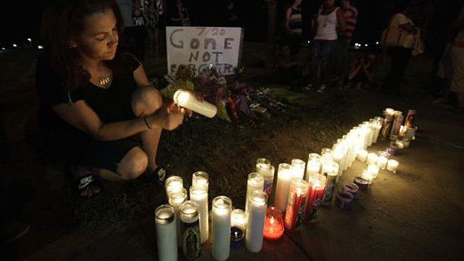 Names of the shooting victims begin to emerge