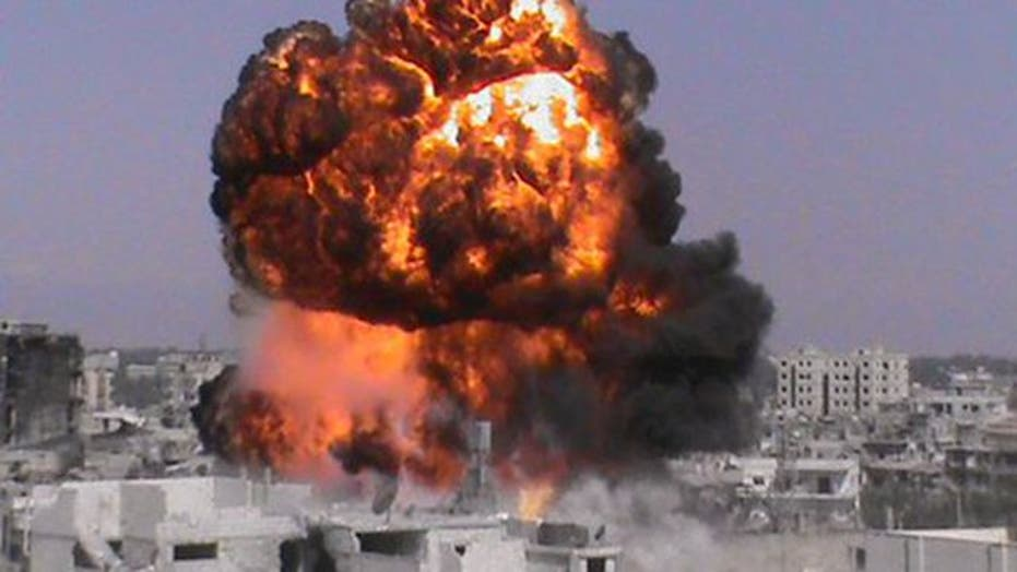 Syria confirms it has stockpiles of chemical weapons