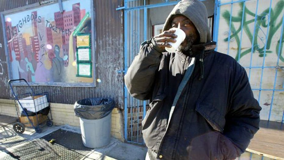 US poverty level set to hit highest mark since 1965