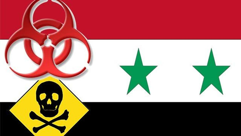 New threat from Syrian regime