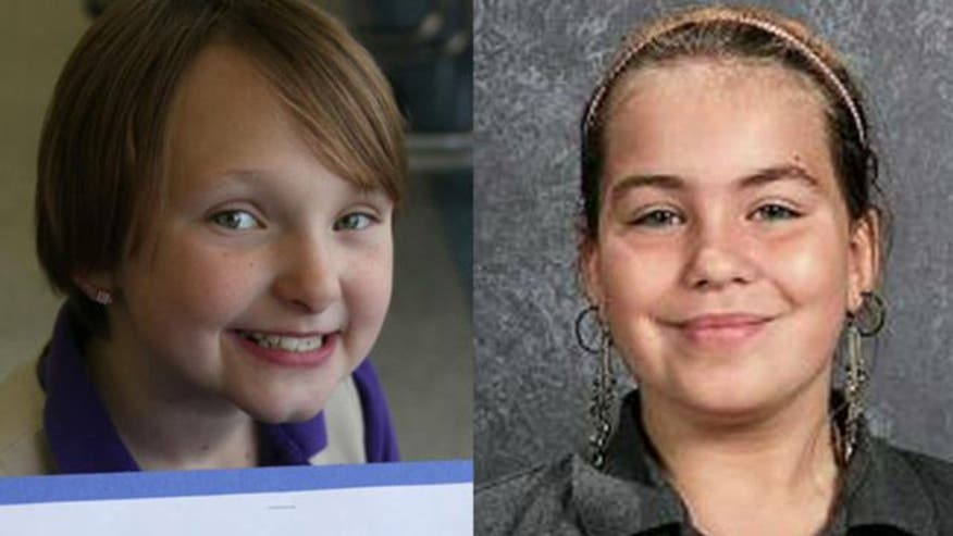 Search for Iowa girls continues with little evidence