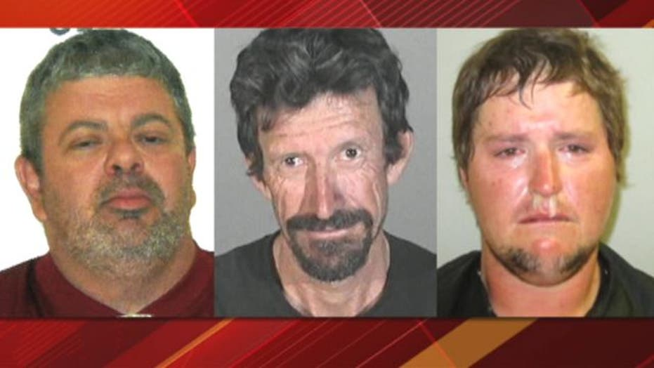 3 arrested in separate 'Dark Knight' incidents