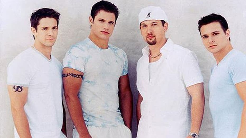 Hollywood Nation: 98 Degrees returns