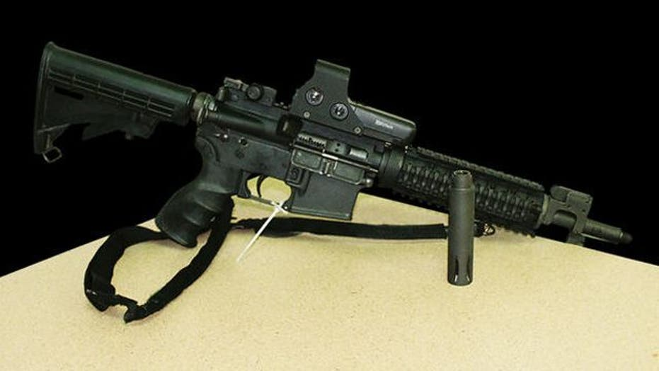 Should FBI crack down on assault weapons?