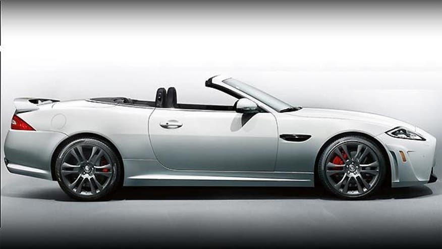 Fox Car Report drives the 2012 Jaguar XKR-S Convertible