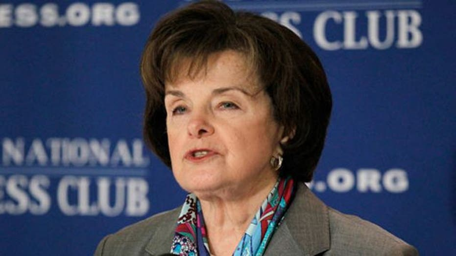 Feinstein 'regrets' comments about White House intel leaks