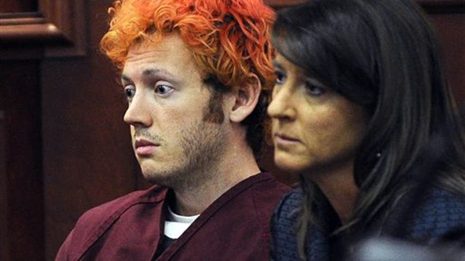 James Holmes sent notebook to psychiatrist before shooting