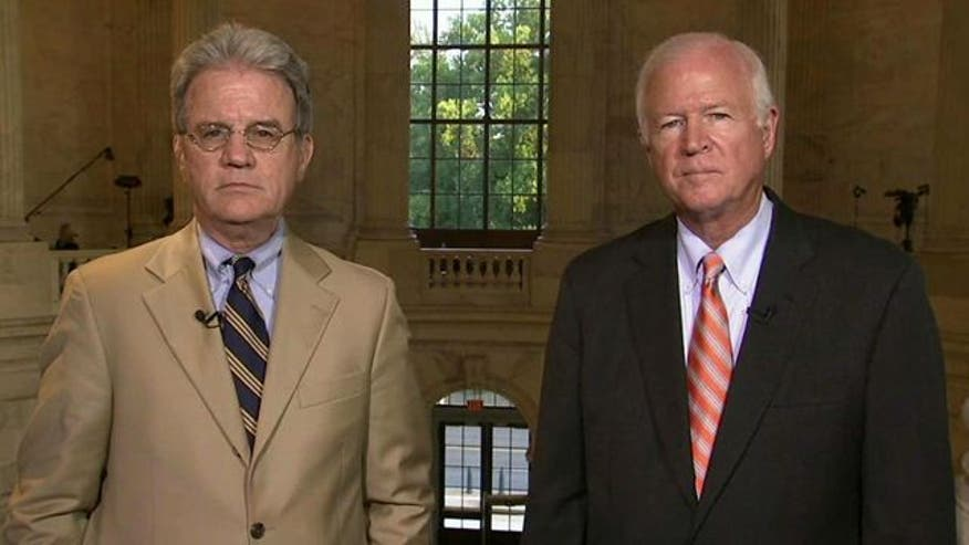 Senators Coburn, Chambliss put on spot over scrutinized proposal