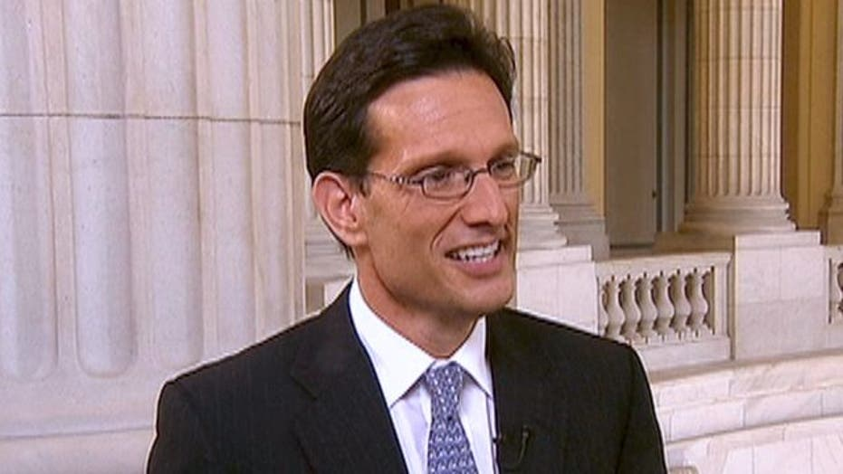 Cantor: Where Is Your Plan, Mr. President?