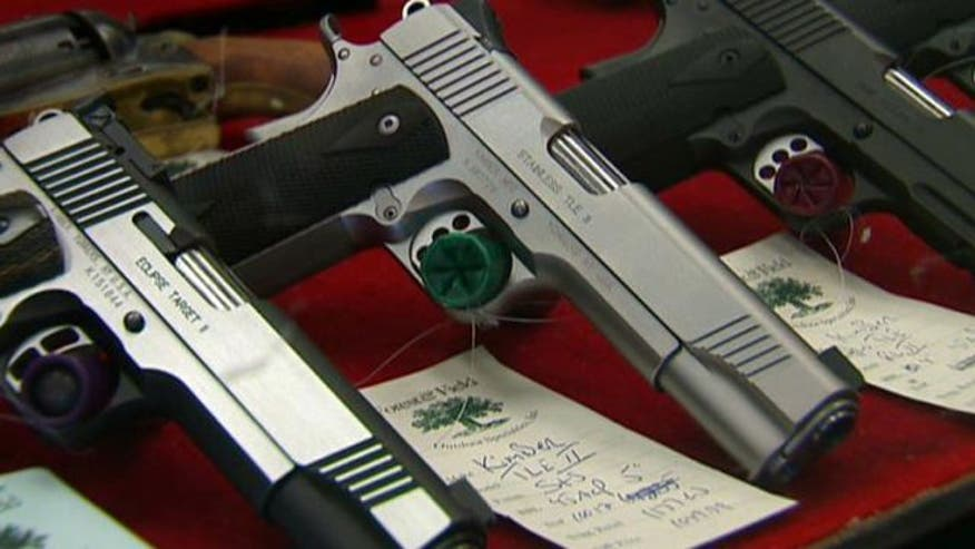 Measure raising alarm among gun rights advocates
