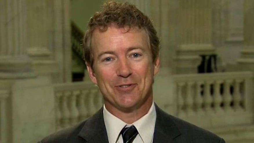 Sen. Rand Paul weighs in