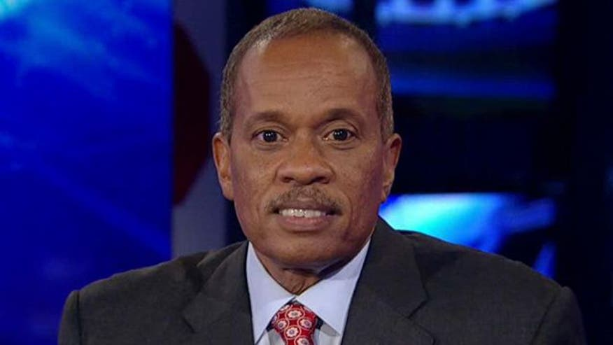 Fox News contributor Juan Williams on his new book 'Muzzled'
