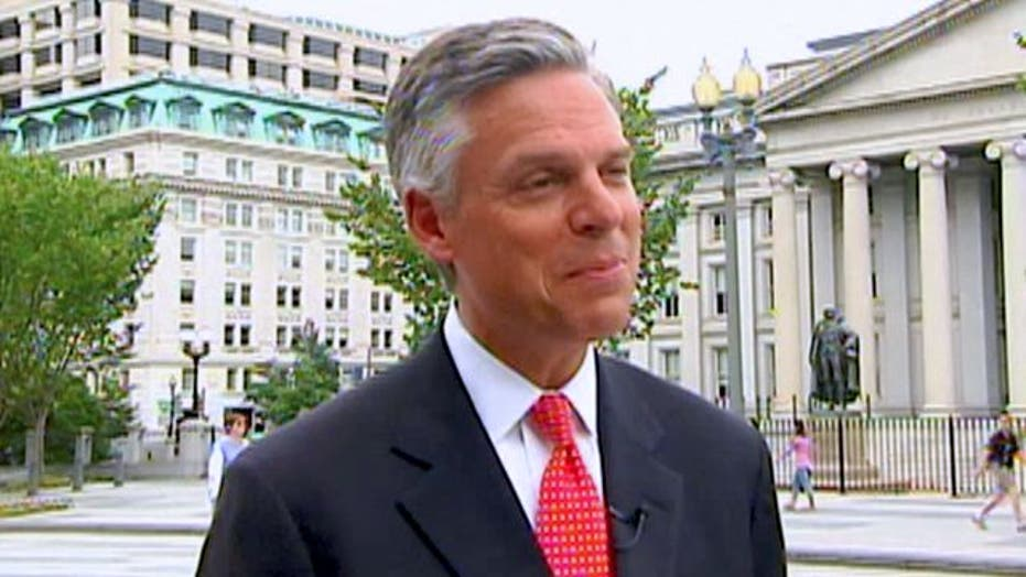 Uncut: Huntsman: 'We Need to Cut This Cancer Out'