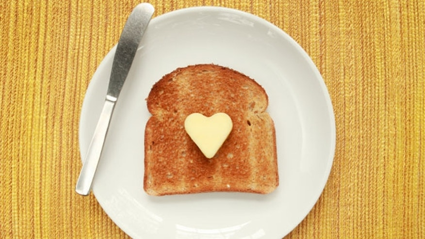 Q&A with Dr. Manny: Which spread is more heart healthy- butter or margarine?