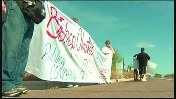 Amid Joe Arpaio Trial, Protests Move to Sheriff's Church