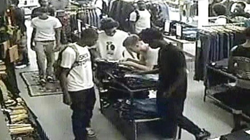 Thieves steal $3,000 in designer jeans