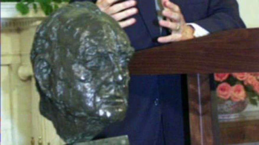 Charles Krauthammer weighs in on the Winston Churchill bust controversy.