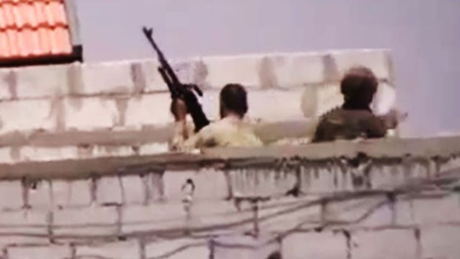 Report: Islamic extremists 'hijacking' revolution in Syria