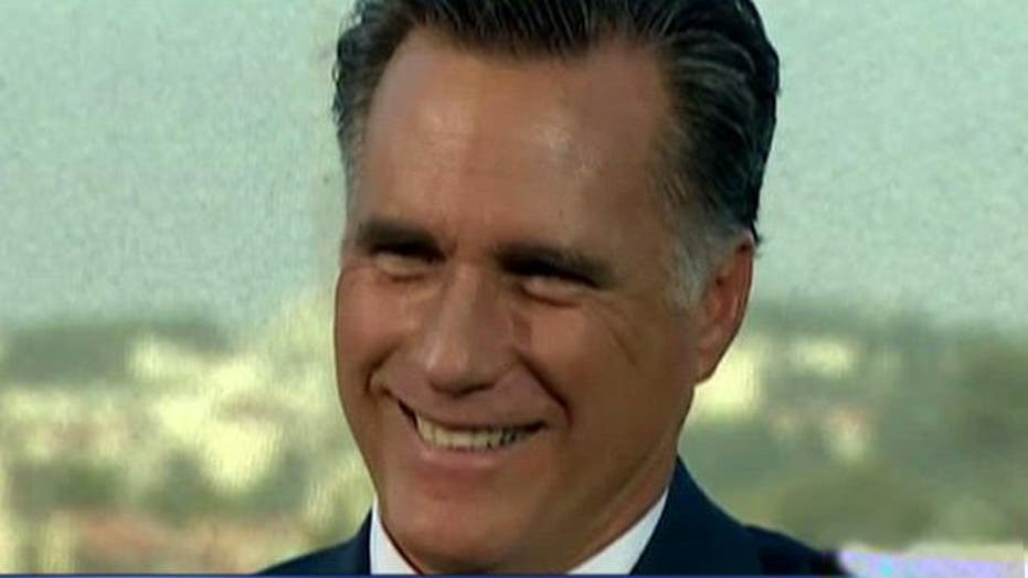 Romney: We must have 'confidence that our cause is right'