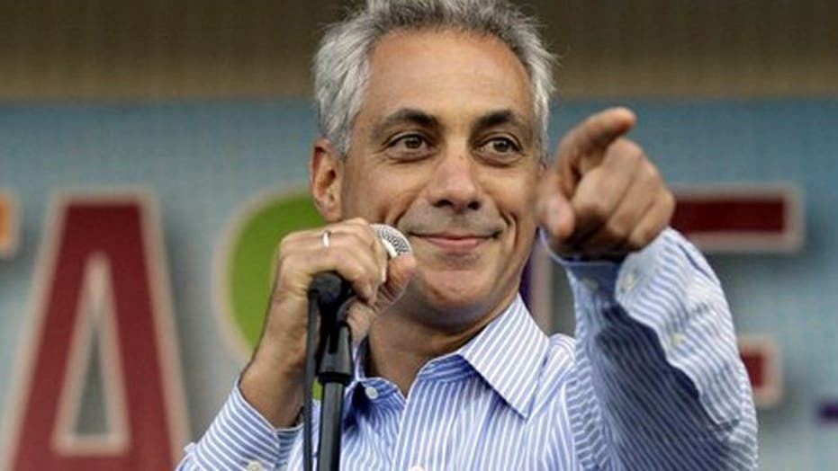 Reverend takes on Rahm Emanuel in defense of Chick-fil-A