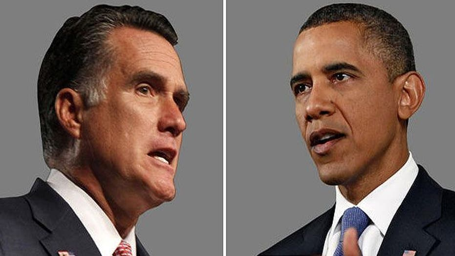 Gay marriage a wedge issue in presidential race?