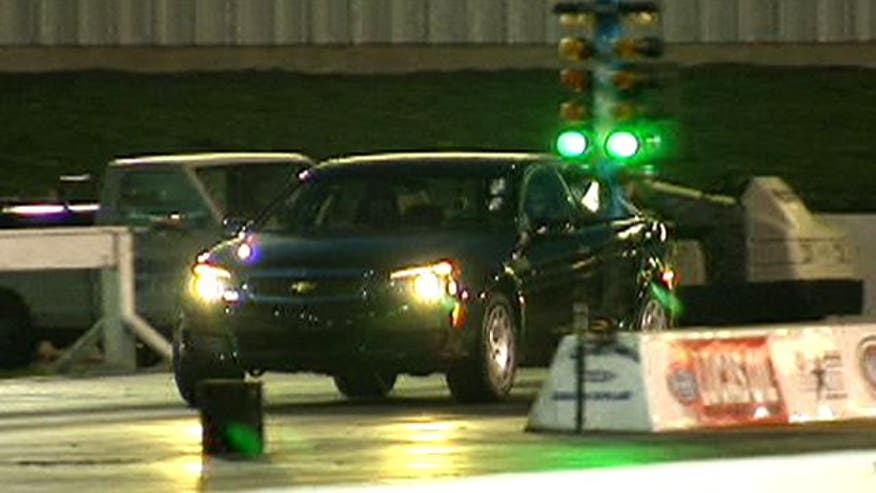 Fox Car Report drives the 2012 Chevrolet Caprice PPV