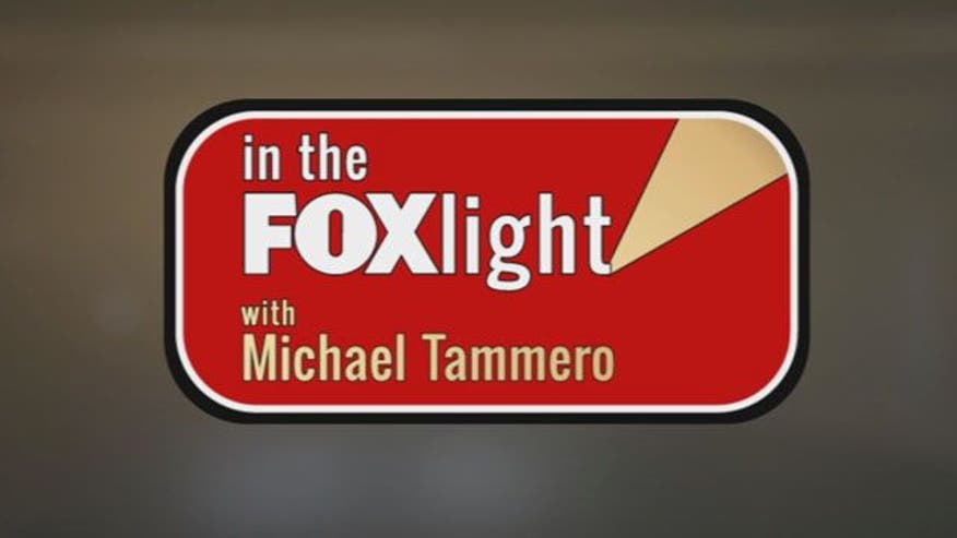 Fox News Channel's Michael  Tammero sits down with the Real Housewife of New York.