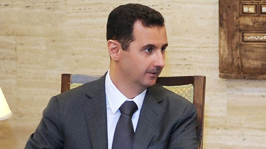 Assad to troops: Fate of Syria is at stake