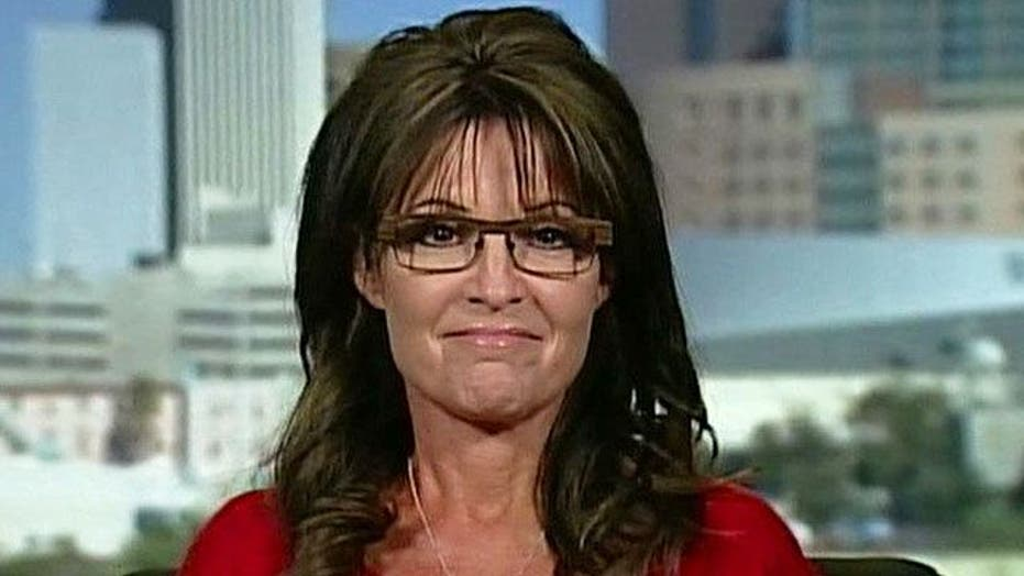 Palin: People are tired of business as usual