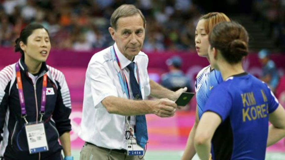 8 badminton players expelled from Olympics