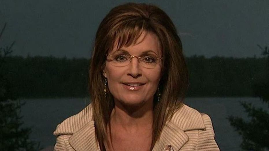 Tea Party 'Terrorists'? Palin Fires Back