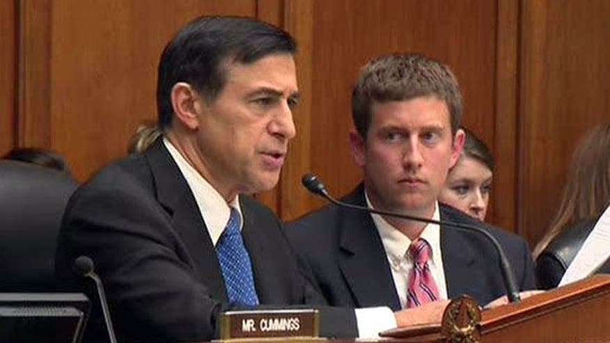 California Congressman Darrell Issa weighs in