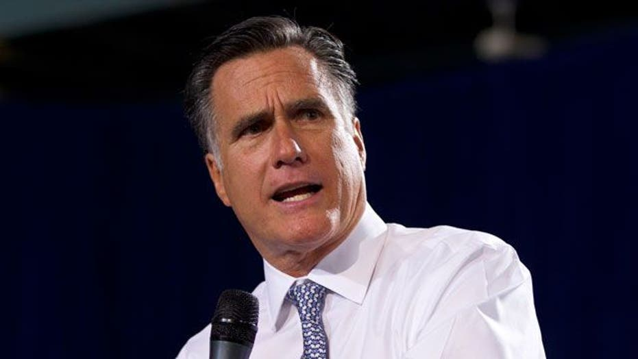 Strength in numbers for Romney?