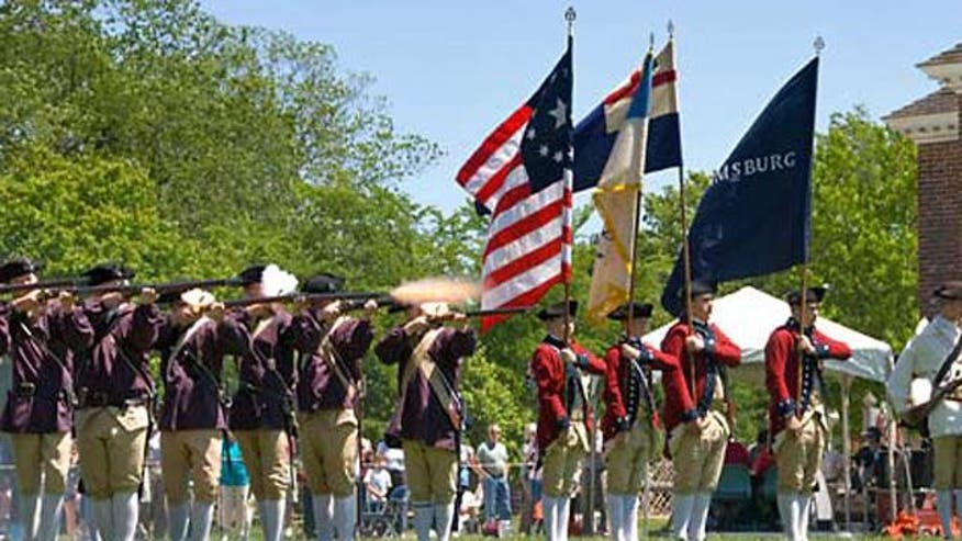 FoxNews.com spotlights 5 things to see and do in the world's largest living history museum, Colonial Williamsburg, Virginia