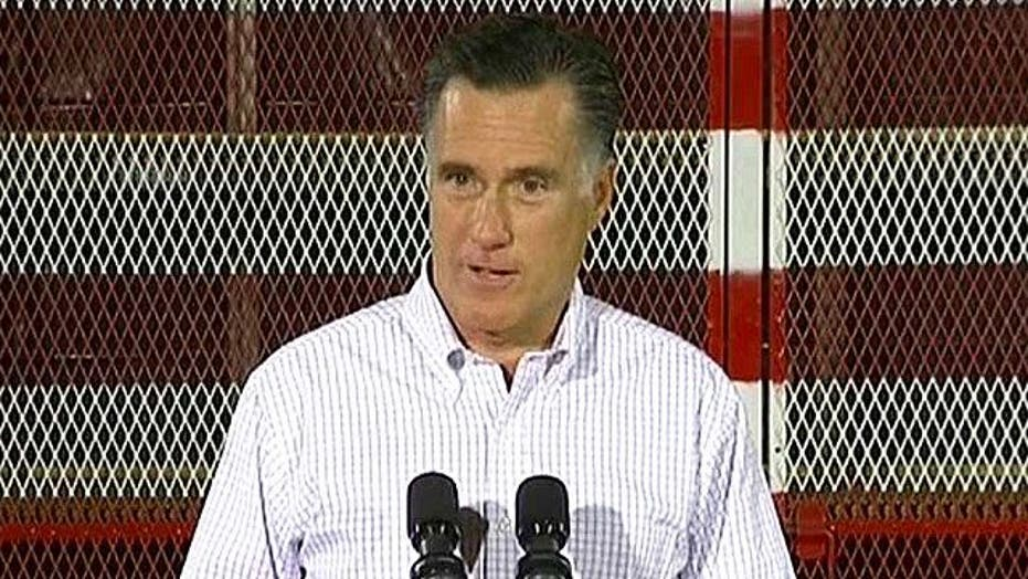 Romney to Reid: 'Put up or shut up' about tax accusations