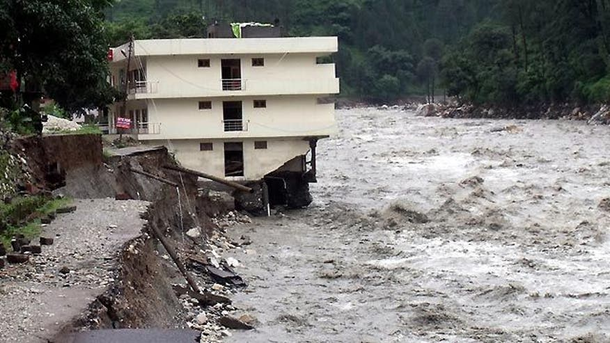 Dozens killed as monsoon batters country