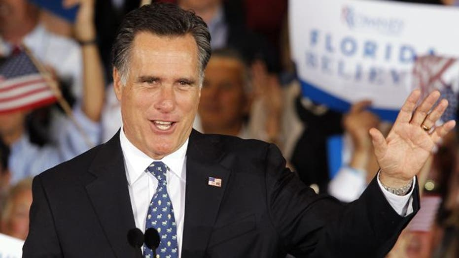 RNC Chair: 'We want to tell the Mitt Romney story'