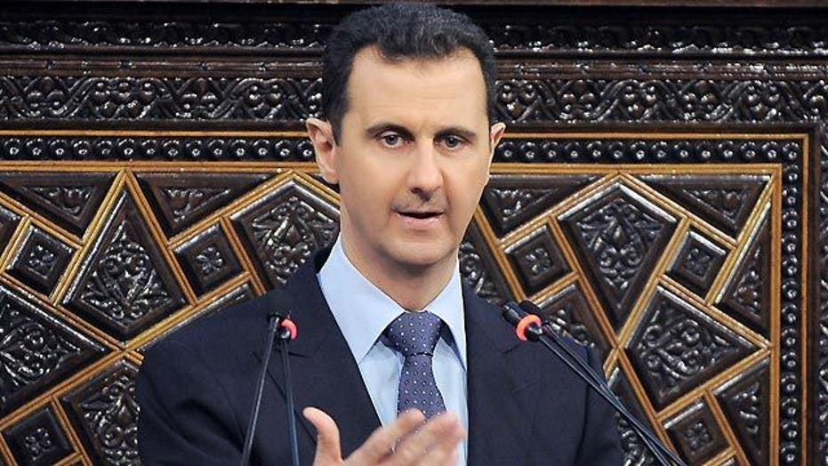 Where does Syrian regime stand?