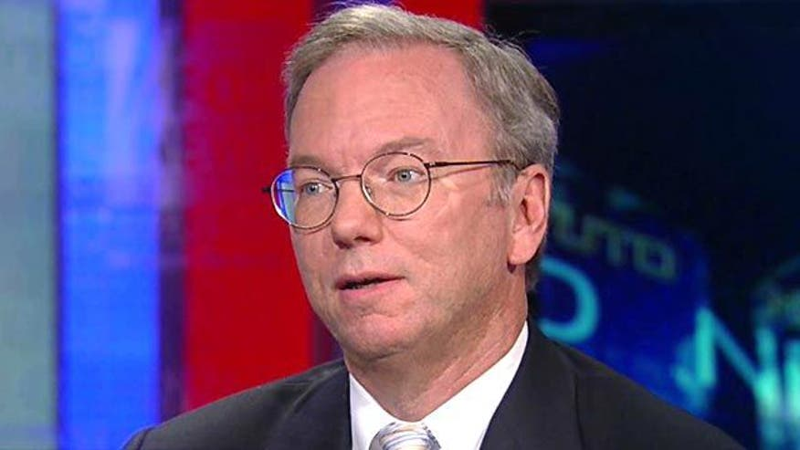 Exclusive: Eric Schmidt on how credit rating will affect job market