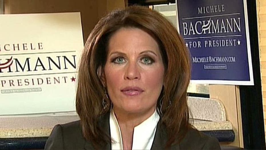 How 'President Bachmann' Would Fix the Economy