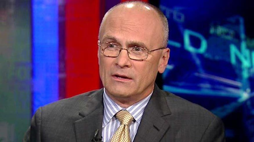 Andy Puzder on job creation, credit downgrade