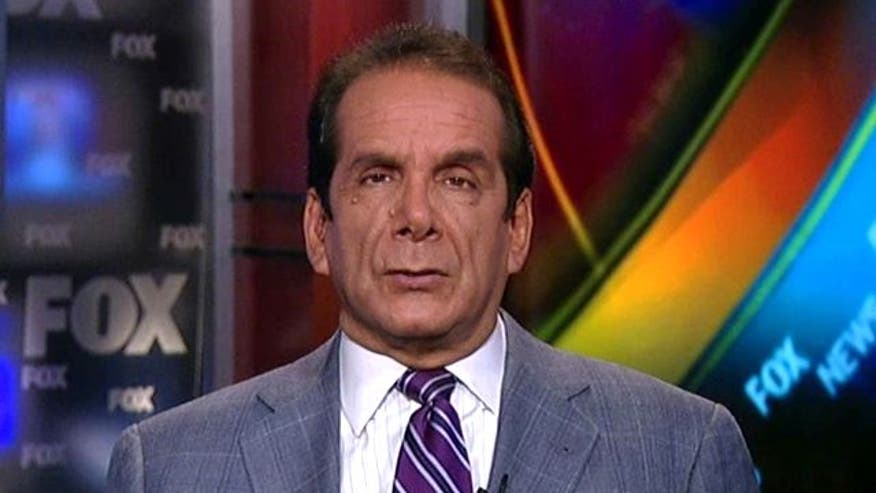O'Reilly and Krauthammer discuss liberal press protecting president, Democrats