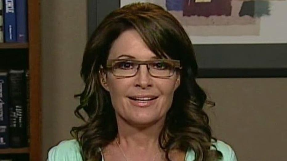 Palin: 'I don't know how they sleep at night'