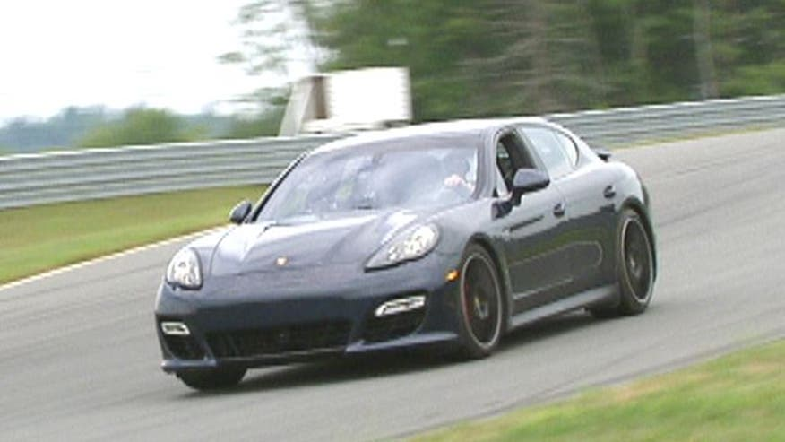 Fox Car Report drives the 2013 Porsche Panamera GTS