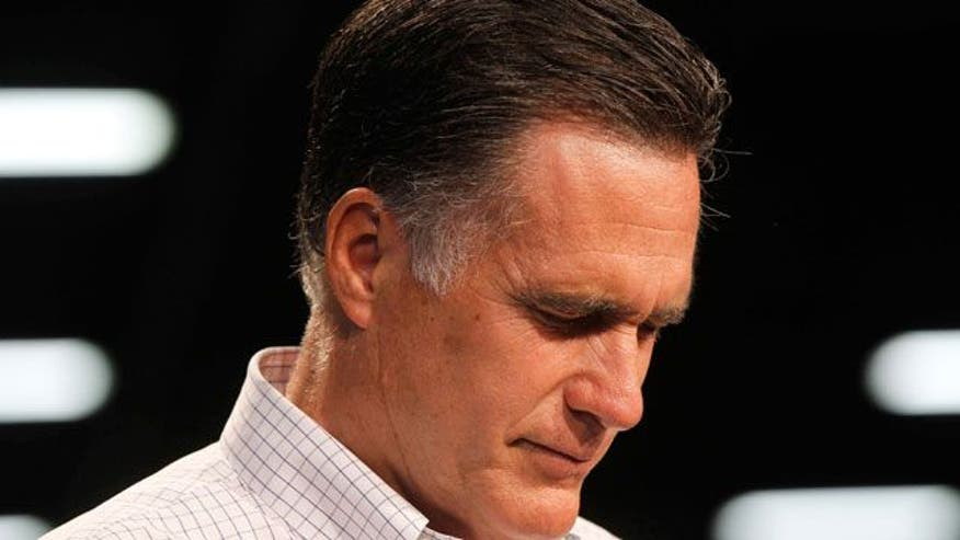 Does Mitt need a brawler VP? Obama aides stumble over 'cancer' attack on Romney.