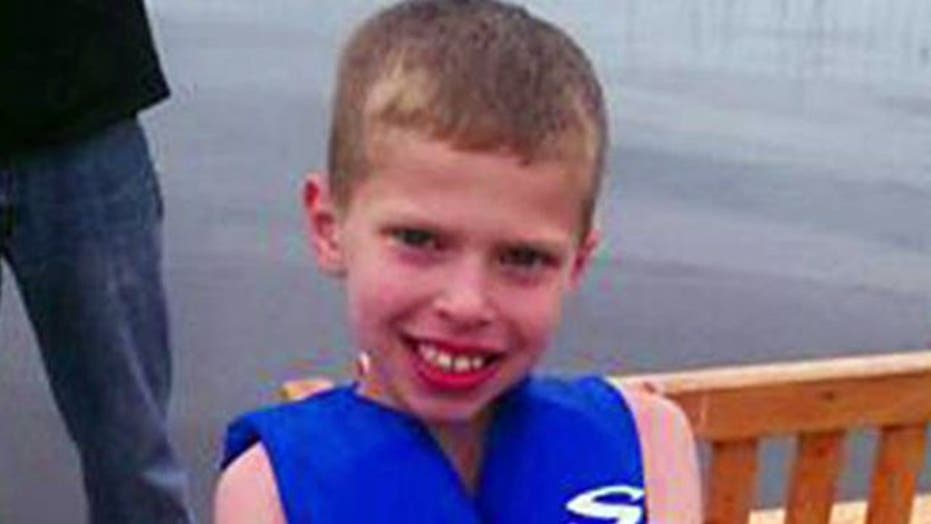 Minn. lake off limits after boy dies from meningitis