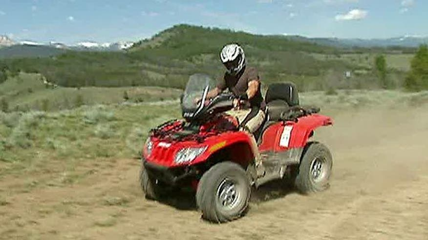 Hikers vs. ATV riders in Idaho national forest