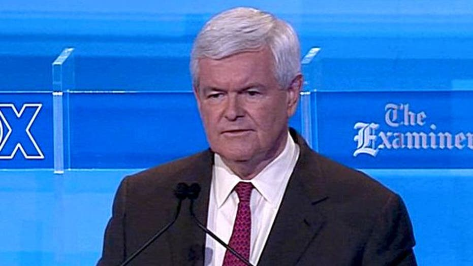 Gingrich Blasts Debt Super Committee