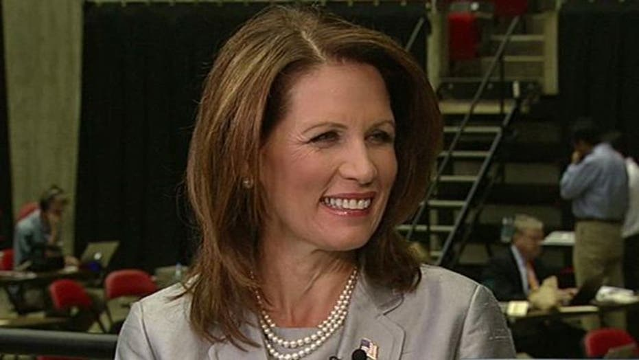 Bachmann Defends Debate Attacks